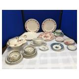 Collection of Vintage and Antique China