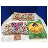 Vintage Boardgames, Cards & Puzzle