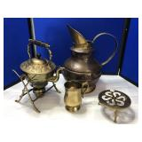 Collection of Brass from England