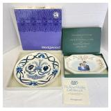 Wedgewood Royal Wedding Commemorative Plates