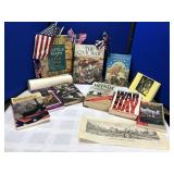 Collection of Books on Civil War, Kennedy, Vietnam