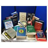Large collection of College books