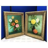 Original Paintings by M. Postma