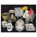 Large Group of Decorative Items