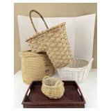 We Have Baskets!