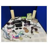 Large collection of Sunglasses, Keychains & more