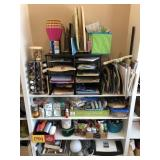 Large Collection of Craft Items and more
