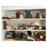Large collection of Christmas Decor