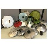 Collection of Vintage Aluminum