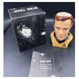 "Applause Figural Mug ""Captain Kirk"" Mug"