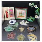 Collection of Suncatchers and more