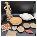 Pottery, Porcelain and More