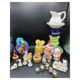 Vintage Banks, Collectibles and Handmade Items