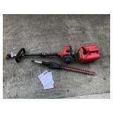 Toro Gas Powered Hedge Trimmer and Gas Container