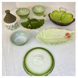 Vintage Bowls & Serving Dishes