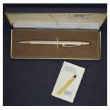 14k Gold Filled Cross Pen w/ Box
