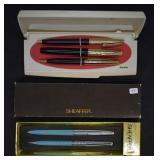 5 pcs. Vintage Sheaffer Writing Pens