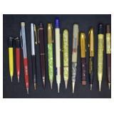 13 pcs. Vintage Mechanical Pencils