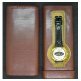 Vintage Waltham 17 Jewel Incabloc Watch w/ Case