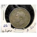 1948 GR BRITAIN TWO SHILLING