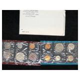 1971 UNCIRCULATED MINT SET - 11 COIN