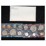 1973 UNCIRCULATED MINT SET - 13 COIN