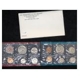1972 UNCIRCULATED MINT SET - 11 COIN
