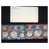 1974 UNCIRCULATED MINT SET - 13 COIN