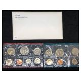 1980 UNCIRCULATED MINT SET - 13 COIN