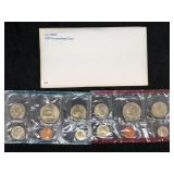 1974 UNCIRCULATED MINT SET - 12 COIN