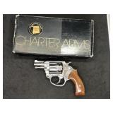 20th Ann. Charter Arms Undercover .38 Special Rev