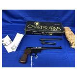 Charter Arms Explorer II, .22LR  Pistol