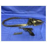 Browning .22 LR Pistol w/ holster & belt