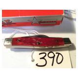 Case XX Knife - USA - #DRG333SS - 3 Blades