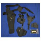 6pcs Misc. Holster Selection