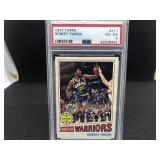 1977 Topps 111 Robert Parish PSA VG-X 4
