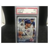 2015 Topps 616 Kris Bryant Close-Up PSA -9