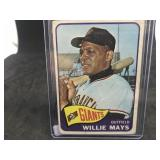 1965 Topps 250 Willie Mays