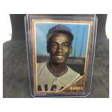 1962 Topps 25 Ernie Banks