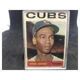 1964 Topps 55 Ernie Banks