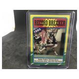 1986 Topps 1 1985 Record Breaker Walter Payton