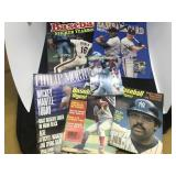 Collection of Sports Magazines and More