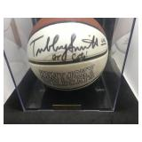Autographed Kentucky Wildcats Basketball autograph