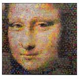 Signed Neil J. Farkas Mona Lisa Seriolithograph