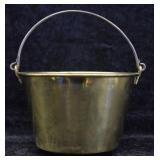 Antique Brass #10 Kettle