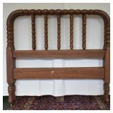 Vintage Jenny Lind Bed The Booth Co. Chicago