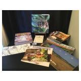 Books, Magazines & Calendar Lot