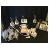 Telephone & Electric Lot