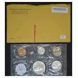 1960 U.S. Mint Set