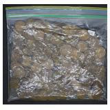1lb 12.2oz Bag of Wheat Pennies